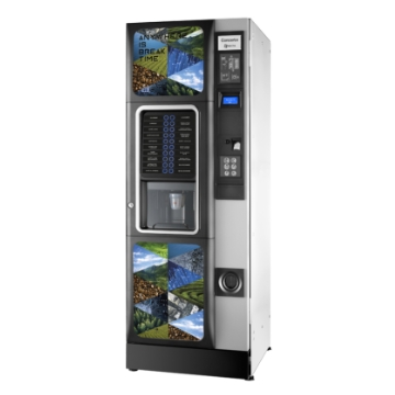 Flavura Kaffeeautomaten und Kaffeevollautomaten